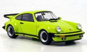 Porsche 911 Turbo  Turbo verte 1977 Ebbro 1/43