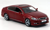 Miniature Lexus GS 430  rouge 2006