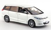 Toyota Estima miniature previa gl blanche 2006