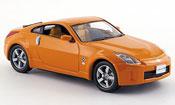 Nissan 350Z   orange Facelift 2007 J Collection