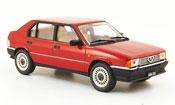 Alfa Romeo 33 miniature 1.3 rouge 1983