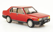 Alfa Romeo 90 berline  red 1984