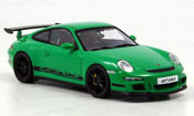 Porsche 997 GT3 RS  verdee Autoart