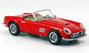 Ferrari 250 GT California california rosso 1957