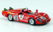 Alfa Romeo 33   no.38 facetti zeccoli 24h le mans 1970 M4