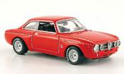 Alfa Romeo Giulia GT Am 2000 rosso 1967