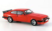 Ford Capri   MK III Turbo rosso Neo