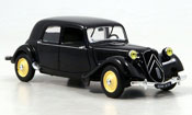 Citroen Traction 11 b nero 1950