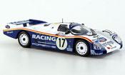 Porsche 962 1987 No. 17 Le Mans