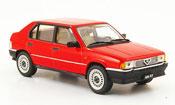 Alfa Romeo 33 miniature rouge 1983