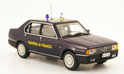Alfa Romeo 90 guardia di finanza 1984