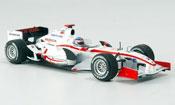 Honda F1   Super Aguri SA05 SAF1 T. Sato GP Bahrain 2006 Minichamps
