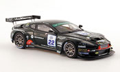 Aston Martin DBRS9 miniature alexander needell fia gt3 race spa 2006
