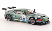 Aston Martin DBRS9 miniature groppi seiler fia gt3 spa francorchamps 2006