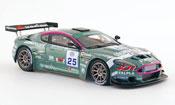 Aston Martin DBRS9 miniature stancheris alessi gt3 spa francorchamps 2006