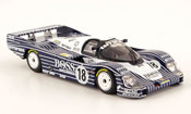 Porsche 956 1983 L No.18 Boss Obermaier Racing 24h Le Mans