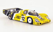 Porsche 956 1983 L No.12 New Man Joest Racing 24H Le Mans