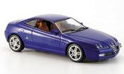 Alfa Romeo GTV 3.2 blue 2003