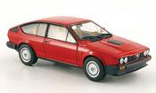 Alfa Romeo GTV 2.5 v6 red 1983