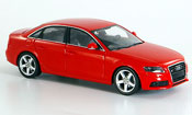 Audi A4 red 2007