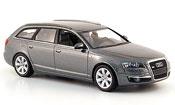 Audi A6 Avant  grey 2004 Minichamps