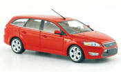 Ford Mondeo Turnier red 2007