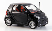 Smart Fortwo Coupe black 2007