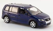 Volkswagen Combi   cross blue 2006 Minichamps