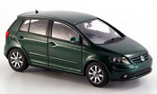 Volkswagen Golf V plus green 2004
