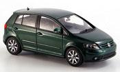 Volkswagen Golf V  plus green 2004 Minichamps