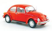 Volkswagen Coccinelle 1200 red 1983