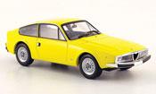 Alfa Romeo Junior Z 1600 yellow 1972