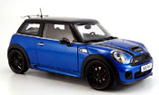 Mini Cooper JCW s john cooper works r56 blu