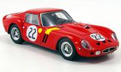 Ferrari 250 GTO 1962  no.22 l.dernier dritter le mans Red Line 1/43
