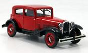 Alfa Romeo 6C rosso 1932