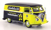 Volkswagen Combi t 1 kasten sanhelios 333 yellow black