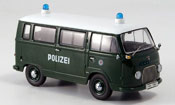 Ford FK miniature 1000 Bus police Hamburg
