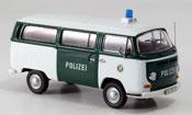 Volkswagen Combi t2a bus police saarbrucken