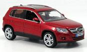 Volkswagen Tiguan red