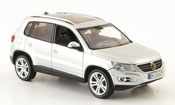 Volkswagen Tiguan grigio metallizzato