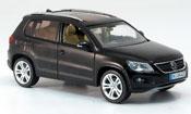 Volkswagen Tiguan   noire Schuco