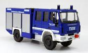 HLF 20 Iveco 16 THW Rustwagen Facelift
