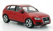 Audi Q5 rosso