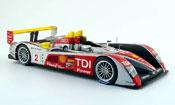 Audi R10 2008 tdi mcnish/capello/kristensen le mans