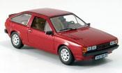 Volkswagen Scirocco scirocco ii gt red 1980