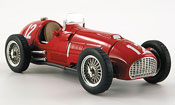 Ferrari 375 no.12 gonzalez sieger gp silverstone 1951