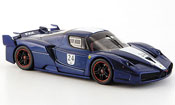 Ferrari Enzo FXX  no.24 blu biancoer streifen tour de france Hot Wheels Elite