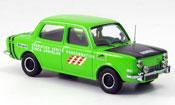 Simca 1000   rallye ii verte/noire 1973 IXO