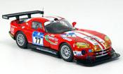 Miniature Dodge Viper GTS R  No.77 Nurburgring 2005