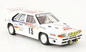 Citroen BX miniature 4TC no.15 rallye monte carlo 1986